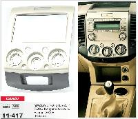 Рамка переходная Carav 11-417 Mazda BT-50 06-11, Ford Ranger 06-10, Everest 06+ 2DIN