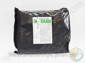 Препарат ЕМ-Бокаши для возвращения почве естественного плодородия 500г