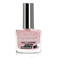Лак для ногтей Golden Rose Rich Color Nail Lacquer 10,5мл