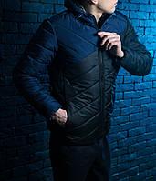 Куртка мужская Pobedov Sirius Spring Jacket (Navy - Black) 🔥
