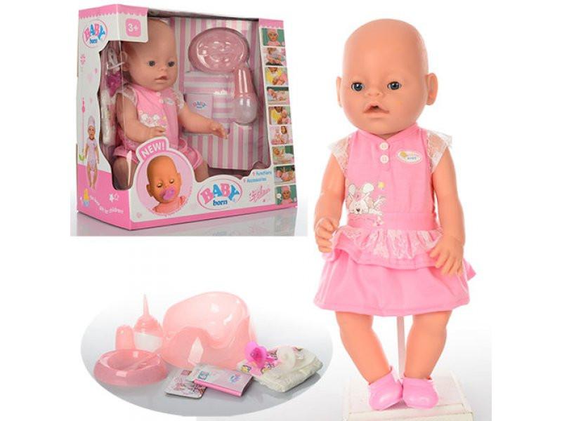 Кукла Baby Born BB 8009-439
