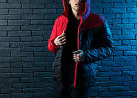 Куртка мужская Pobedov Sirius Spring Jacket (Red - Black)  🔥