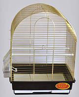 Клетка для маленьких попугаев тм *Золотая клетка*