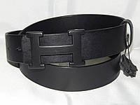 Ремень мужской кожаный Hermes 40 мм, реплика 930513