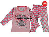 Пижамка для девочки 7,8,9 лет к.203272
