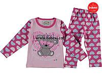 Пижамка для девочки 4,5 лет к.203271