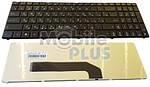 Клавиатура для ноутбука Asus K51AC Black