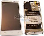 Дисплей (LCD) для Prestigio 5300 с сенсорным экраном White