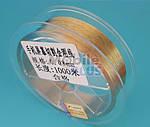 Струна для снятия стекла сенсора молибденовая Gold (0.08mm * 1000m)