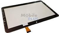 Сенсорный экран (тачскрин) для планшета 10,1 дюймов Nomi C10102 (Model: GT10PGX10) Black