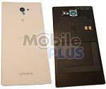 Sony D2403, D2406 Крышка АКБ, White, original (PN:78P7500001N)