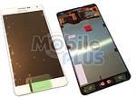 Samsung SM-A700F Galaxy A7 Дисплейный модуль c сенсорным экраном, White, original (PN:GH97-16922A)