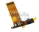 Sony C5302, C5303, C5306 Шлейф з передньою камерою, сенсором наближення, original (PN:1266-6190)