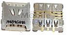 Роз'єм для SIM-карти Samsung SM-G850F Galaxy Alpha, original (PN:3709-001856)