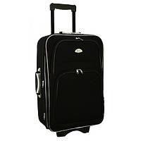 Чемодан сумка 773 (средний) черный