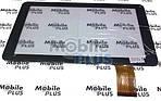 Сенсорный экран (тачскрин) для планшета 9 дюймов (Model: GM073-4) Black