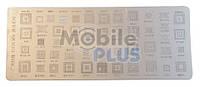 Трафарет BGA для MTK Vip 76 (Китайских телефонов)