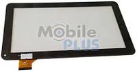 Сенсорный экран (тачскрин) для планшета 10,1 дюймов Prestigio 3021 3G (Model: PB101A2595) Black