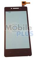 Сенсорный экран (тачскрин) для Prestigio 5450, 5451 Black (Model: BM:2.85.0452060-01)