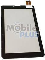 Сенсорный экран (тачскрин) для планшета 7 дюймов Bravis NB74 3G (Model: HK70DR2459) Black