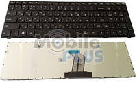 Клавиатура для ноутбука Lenovo Ideapad G500, G505, G510, G700, G710 Black