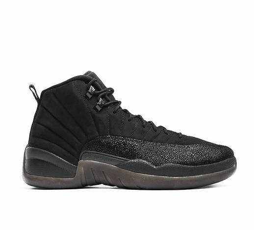 Мужские кроссовки  Nike Air Jordan 12 OVO Black