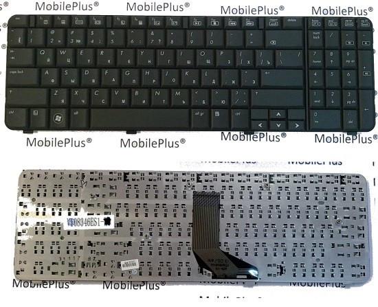 Клавиатура для ноутбука HP Compaq Presario CQ61, G61 Series