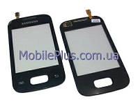 Сенсорный экран (тачскрин) для Samsung S5300 Black Galaxy Pocket