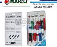 Набор отвёрток BAKU (BK-660-A)