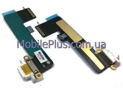 Шлейф с разъемом зарядки (Lighting Flat Cable) iPad mini White orig