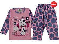Пижамка для девочки 4,5,6 лет к.206239