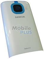 Nokia 311 Задняя крышка, Sand White, original (PN:0258304)