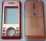 Корпус для Sony Ericsson S500 Pink