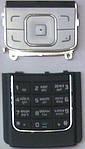 Клавиатура Nokia 6288 white orig