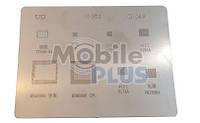 Трафарет BGA для Qualcomm MSM8996, PMI8994, 77646-51(G1049)