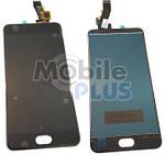 Дисплей (LCD) для Meizu M3, M3 Mini (M688Q) з сенсорним екраном Black