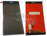 Дисплей для Huawei P8 (GRA-L09) с сенсорным экраном Black