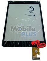 Сенсорный экран (тачскрин) для планшета 8 дюймов Ainol Novo 8 Advanced Mini, Assistant AP-785 (Model: FPC720DR) Black