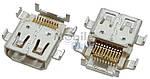 Разъем HDMI LG P920, original (PN:EAG62832201)