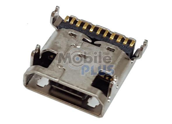 Разъем MicroUSB LG D958, original (PN:EAG63412901)