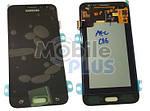 Samsung J320 Galaxy J3 Duos Дисплейный модуль (дисплей с тачскрином), Black, original (PN:GH97-18414C)