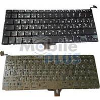 Клавиатура для ноутбука MacBook A1278 Black