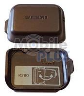 Samsung SM-R380 Gear 2 Зарядная Док-станция EP-BR380BAE, Gold Brown, original (PN:GH98-32288A)
