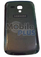 Батарейная крышка для Samsung S7562 Galaxy S Duos (Black)