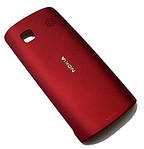 Nokia 500 Крышка аккумуляторной батареи, Coral Red, original (PN:0258969)
