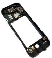 Nokia 7210sn Средняя часть с динамиками, разъемом ЗУ, вибромотором, original (PN:5650334)