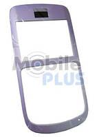 Стекло для Nokia C3 с передней панелью Violet