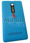 Nokia 210 Крышка аккумулятора, Cyan, original (PN:02503F2)