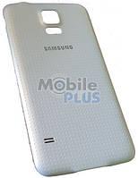 Батарейная крышка для Samsung G900H Galaxy S5 (White)
