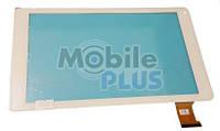 """Сенсорный экран (тачскрин) для планшета 10.1"""" Assistant AP-107G (Model: VTC5010A33-FPC) White M+13"""